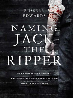 cover image of Naming Jack the Ripper